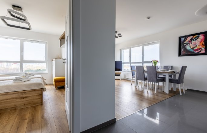 Family Apartment Deluxe