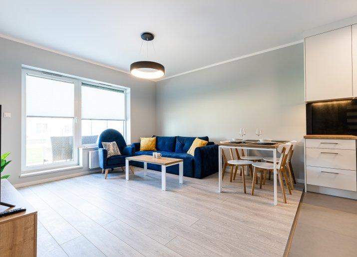 A11 - Apartament Comfort z Tarasem