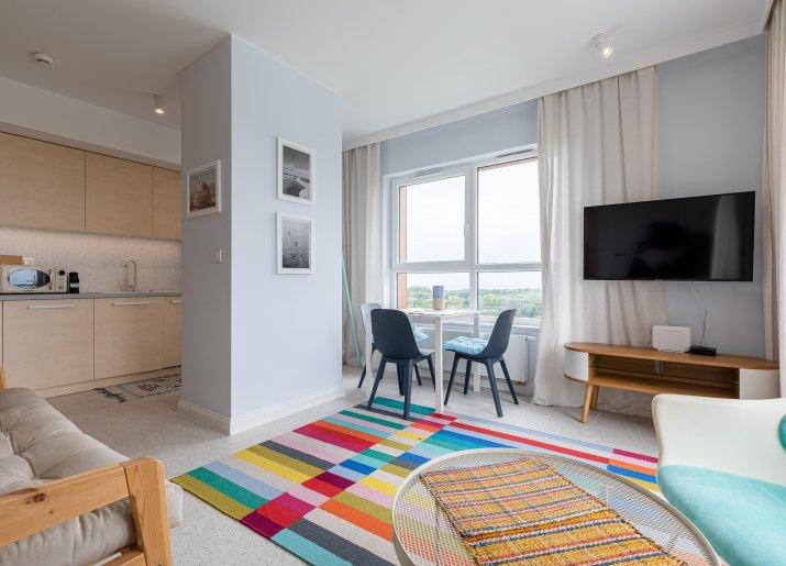 1204- Apartament Classic S- SOPOT z widokiem