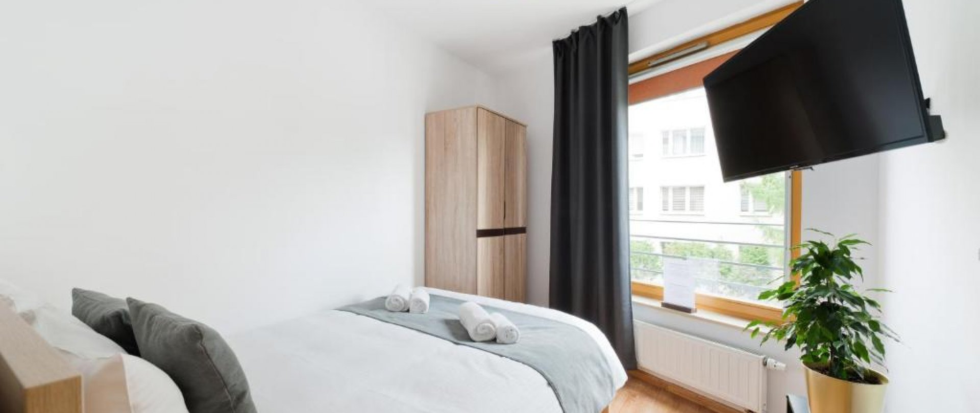 Apartment with one bedroom (110)