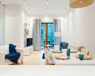 Apartament z 1 sypialnią 206