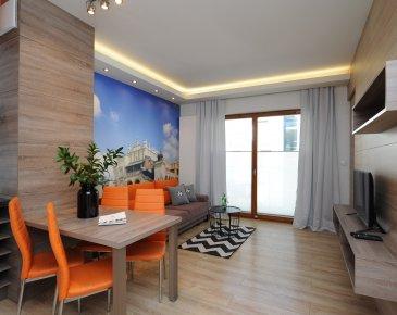 Apartament z 1  sypialnią  96