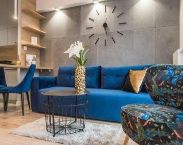 Apartament z 1 sypialnią (118 i 119)