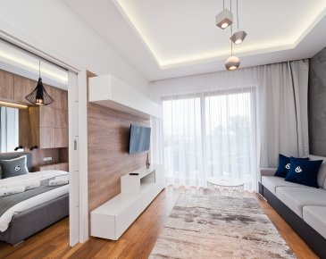 Four-person apartment with one bedroom (176A)
