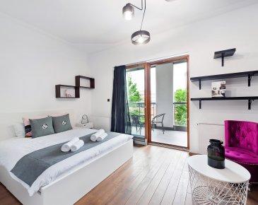 Apartament typu studio z tarasem (2032)