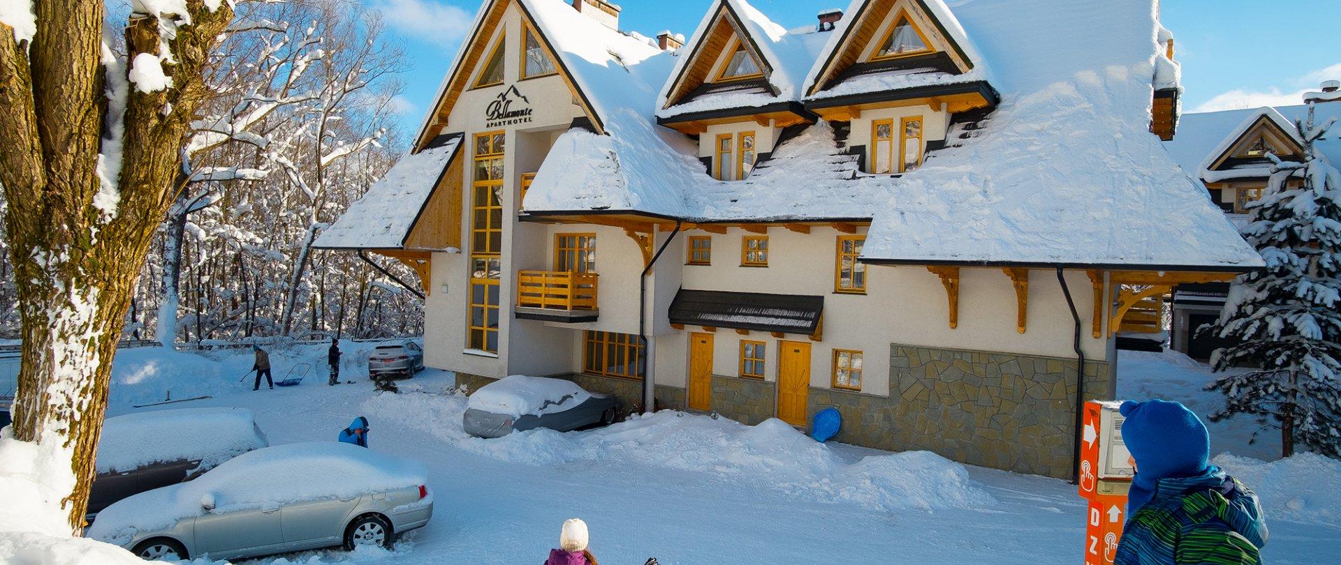 Magiczna zima w Bellamonte