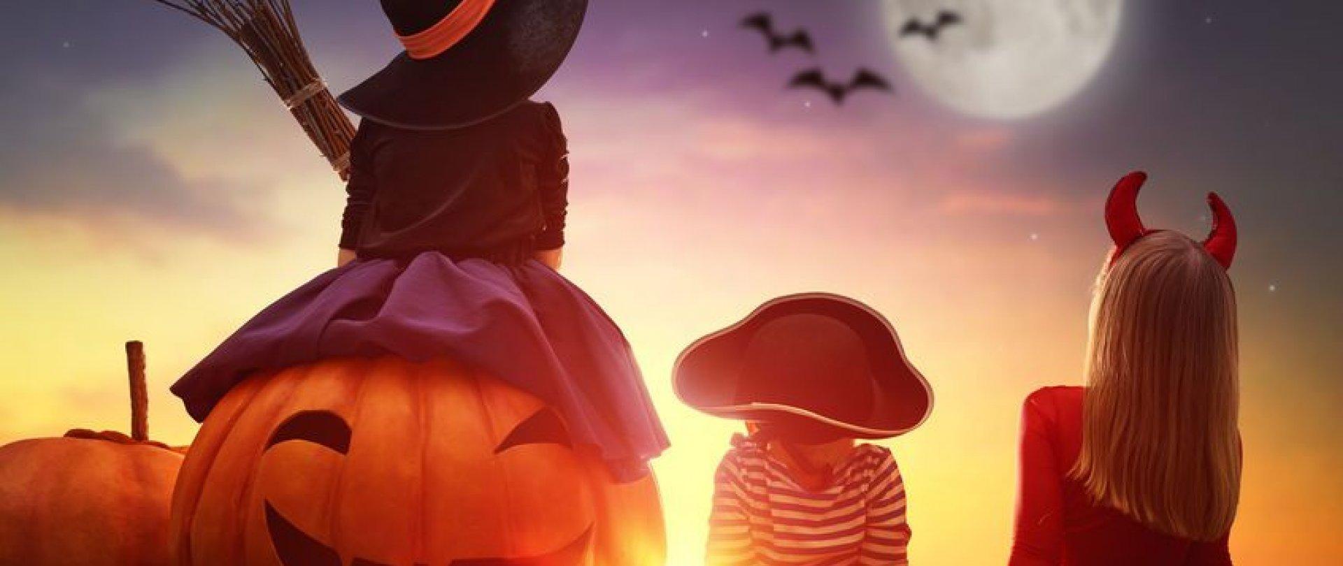 Halloween w Międzyzdrojach dla dzieci 4 dni/3 noce HB