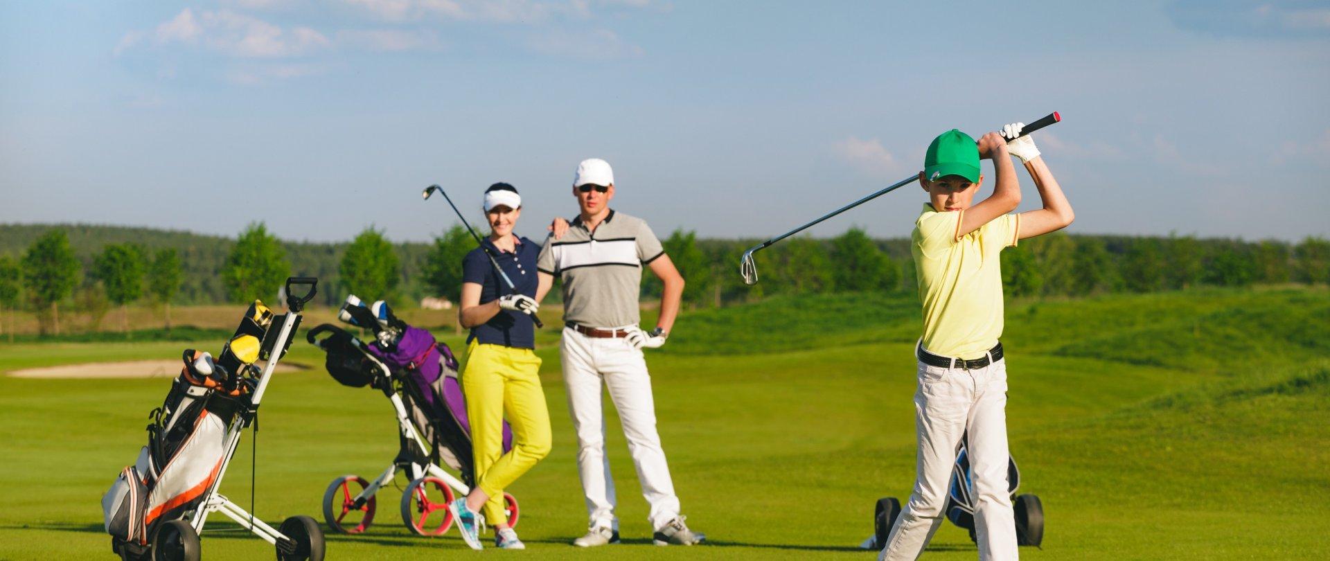 Wypoczynkowy Pakiet Golfisty - Wiosna 2020