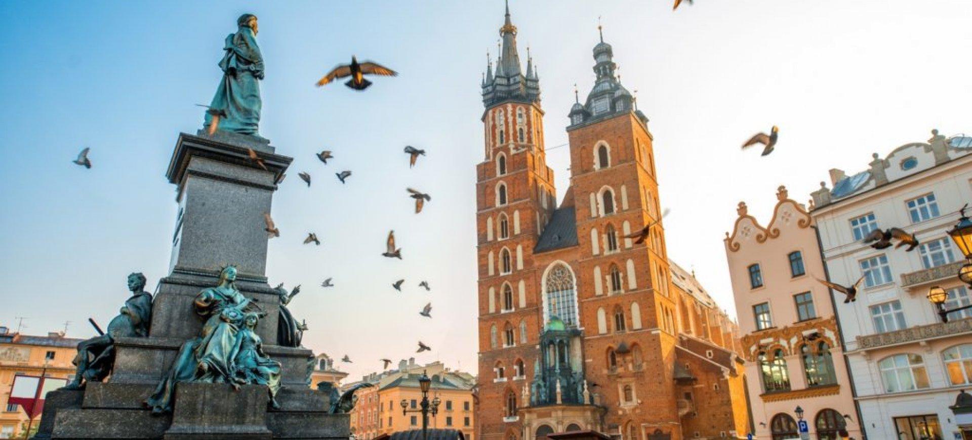 Wakacje w pakiecie 7- dniowym Kraków - Zawoja