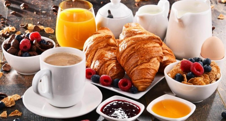 Room with breakfast at the best price!