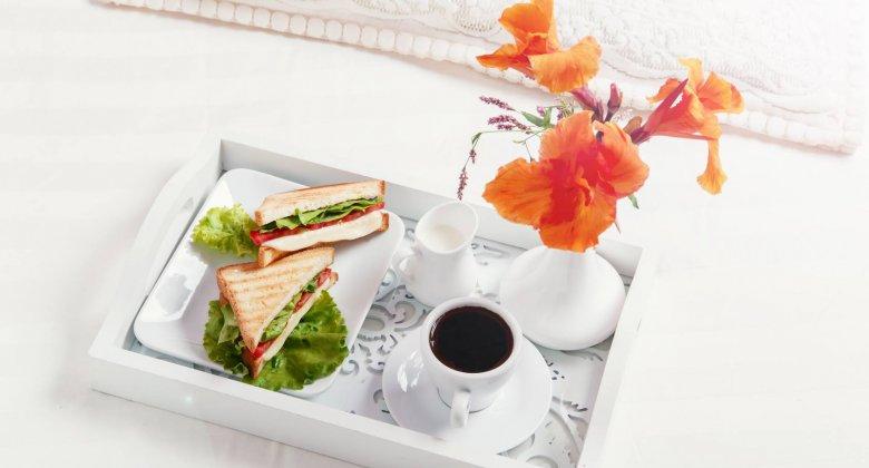 Pokój ze śniadaniem w najlepszej cenie
