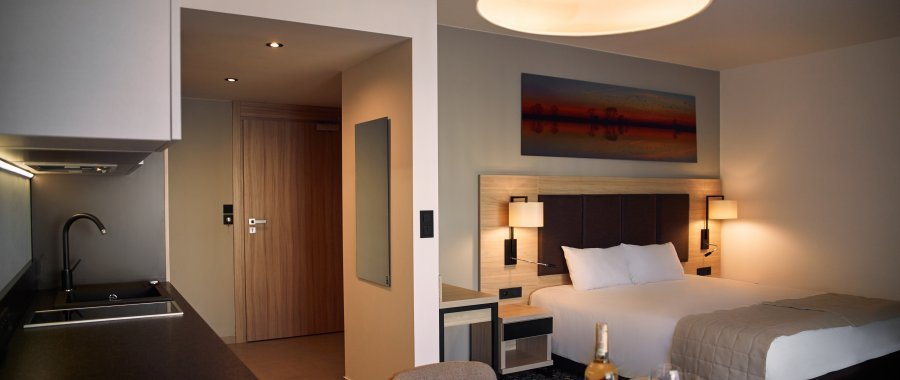 Apartament Classic KING - Aparthotel (100 m od Hotelu Bristol Art&Medical Spa)