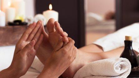Pielęgnacja dłoni, stóp i paznokci