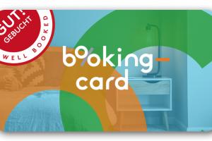 """Best Preis """"booking-card"""" - Übernachtung mit Frühstück"""