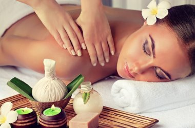 VOUCHER 4-DAY SPA PACKAGE