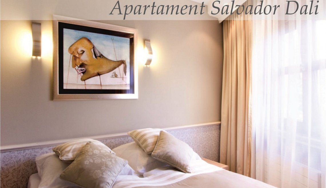 Apartament Deluxe Salvador Dali