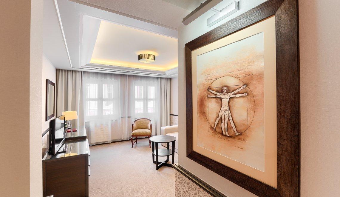 Apartament Deluxe Leonardo Da Vinci