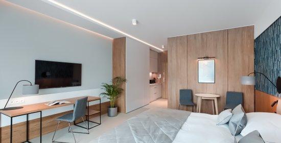 Apartament Studio Deluxe 5