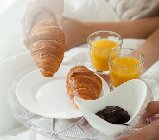 Sojourn with breakfast non refundable offer