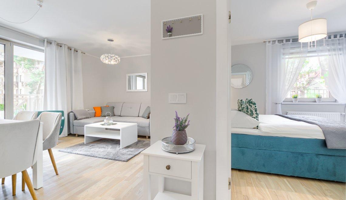 Apartament, Orła Białego 1/10.1
