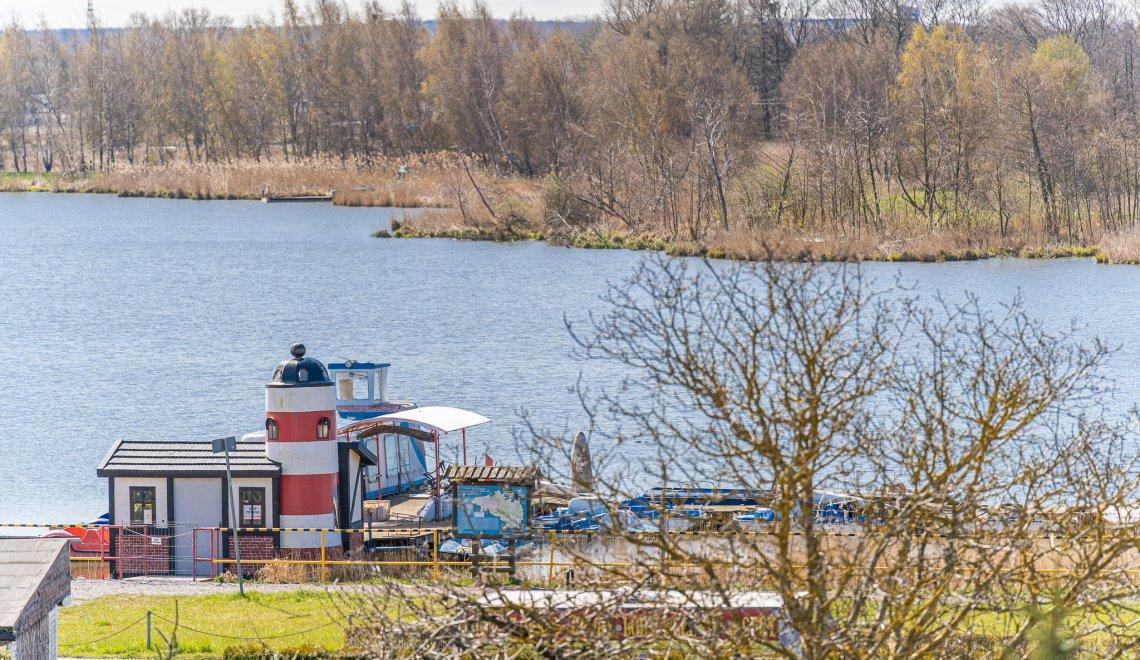 Apartament z widokiem na jezioro, Orła Białego 1/30