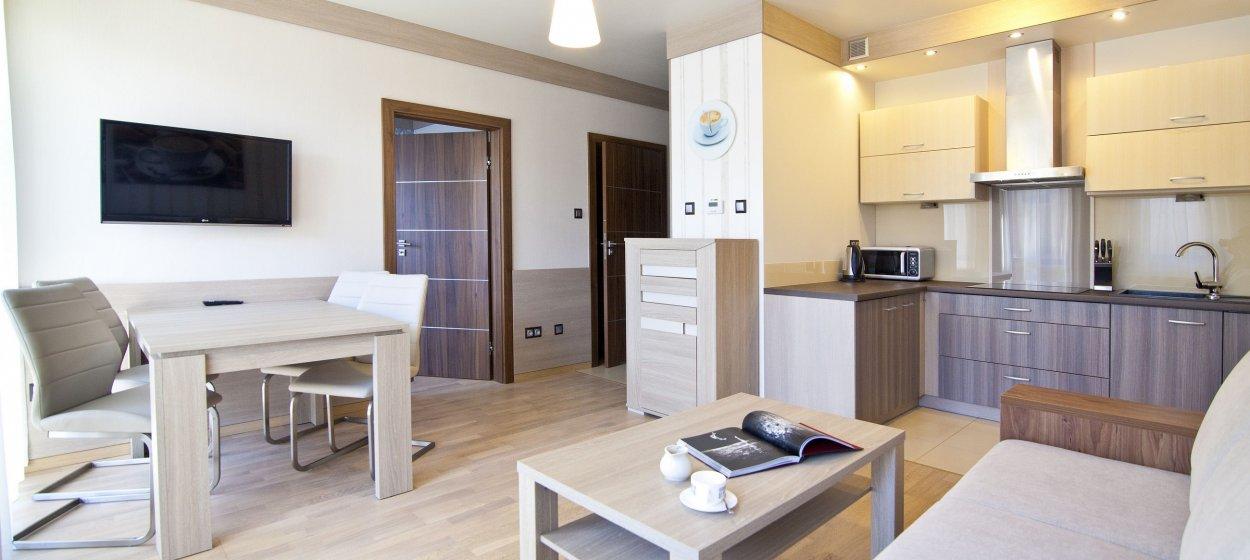 Apartament Cappuccino RP II/2