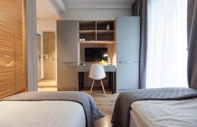 Apartament Classic Twin
