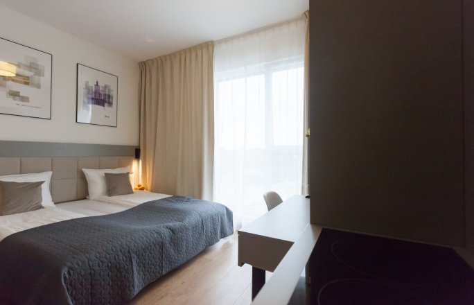 Apartament Classic Plus Double