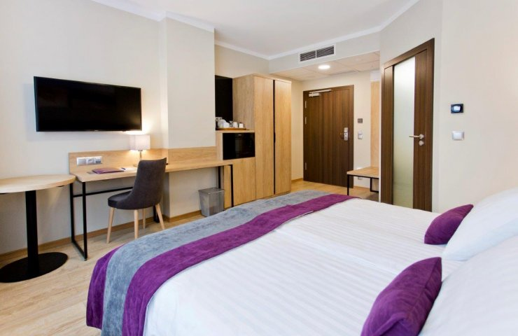 Accommodation without breakfast - flexible offer