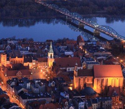 Odkryj Toruń
