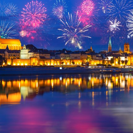 New Year's Eve in Torun!