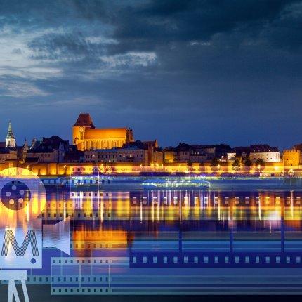 Filmowy Sylwester w Toruniu