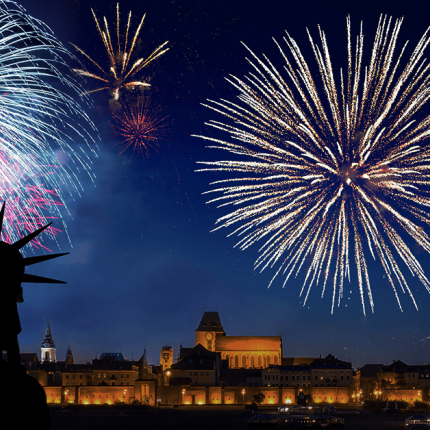 New Year's Eve in Torun!