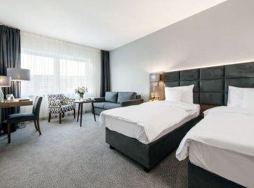 Pokój Premium z dwoma osobnymi łóżkami