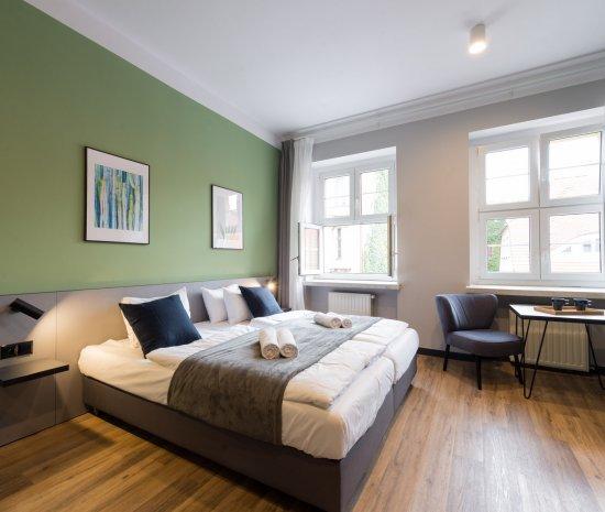 Single room - standard with bathroom