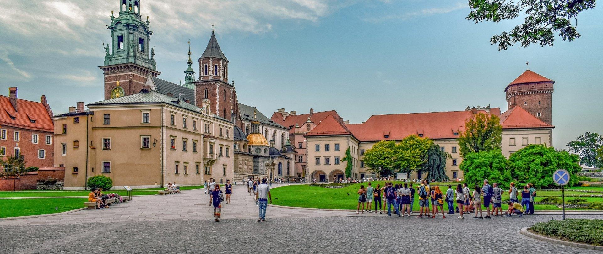Rodzina w Krakowie