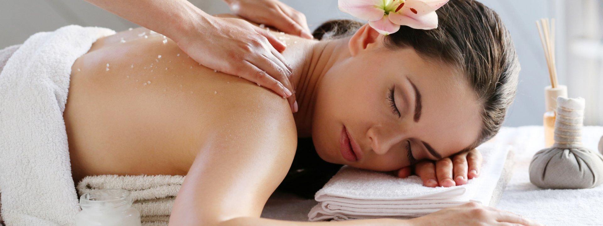 Zabiegi i rytuały pielęgnacyjne na ciało