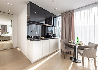 Luxuriöses Studio-Apartment (für 4 Personen)