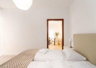 Apartament z jedną sypialnią 019A