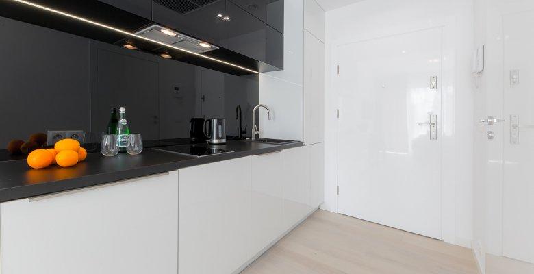 Luksusowy Apartament typu studio