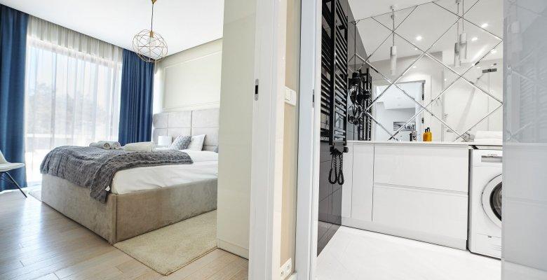 Apartament B111 z jedną sypialnią