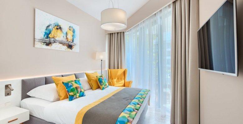 Apartament B218 z jedną sypialnią