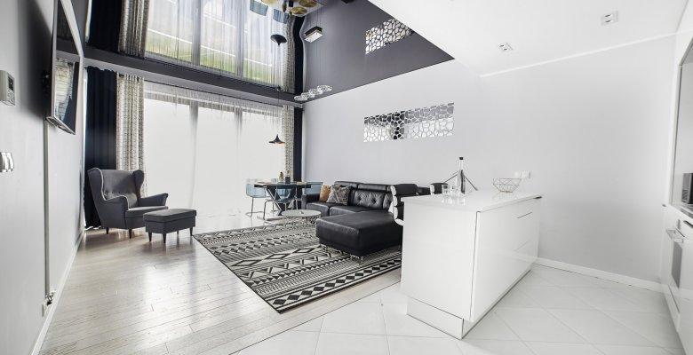 Apartament B121 z jedną sypialnią
