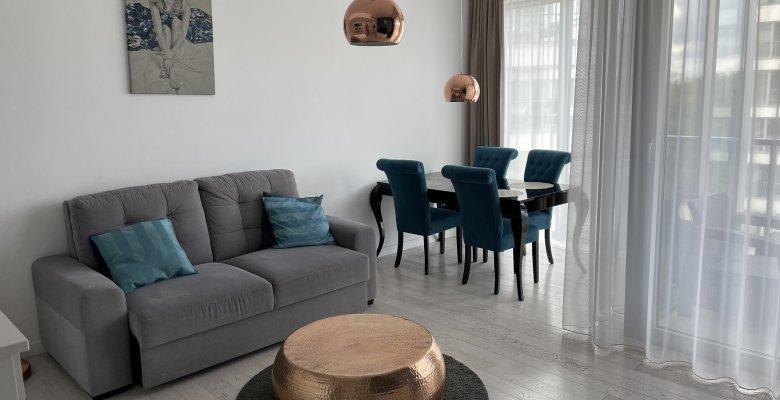 Apartament B314 z jedną sypialnią