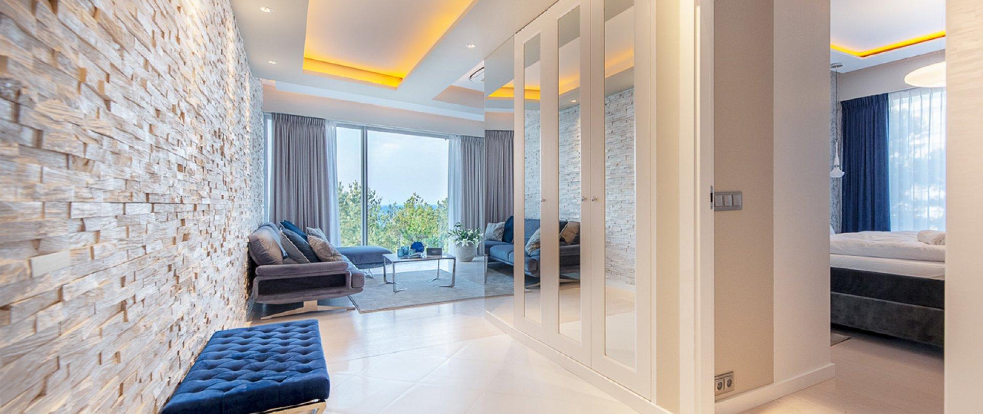 Zwei-Schlafzimmer-Apartment B317 (Meerblick)
