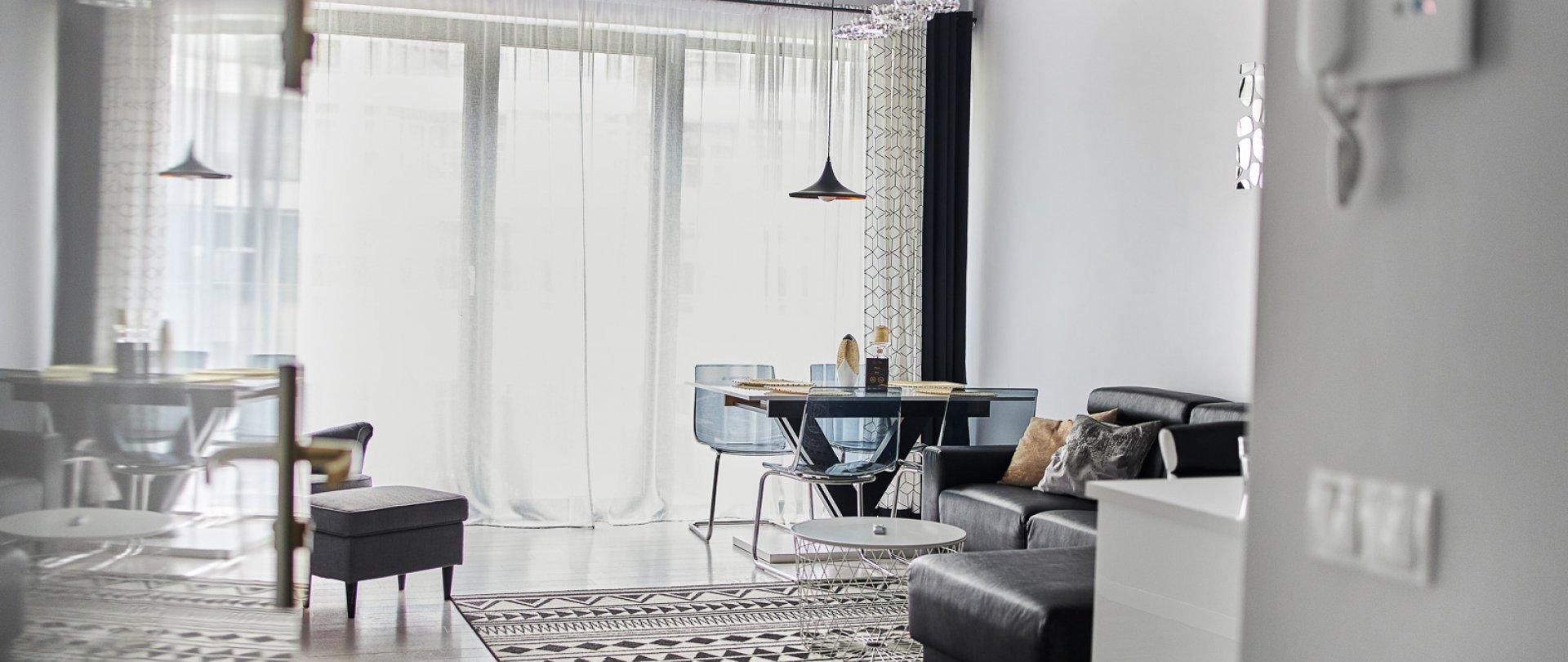 Ein - Schlafzimmer Apartment B121