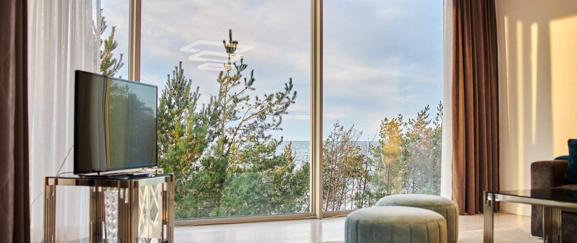 Two-Bedroom Apartment no B316 (Sea View)