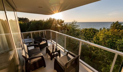 Two-Bedroom Apartment no B306 (Sea View)