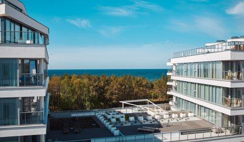 One-Bedroom Apartment no C401 (Sea View)