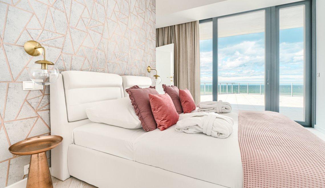Penthouse 5.04 B z z widokiem na morze